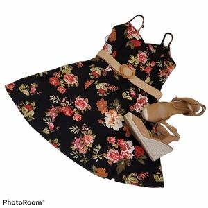 Ambiance apparel floral dress